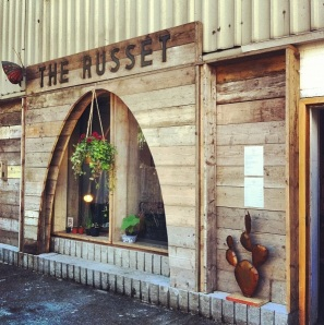 TheRusset front facade